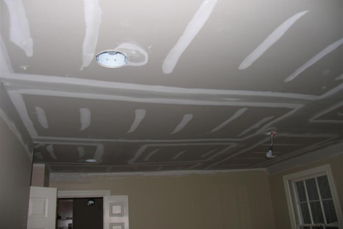 Insulation and Drywall