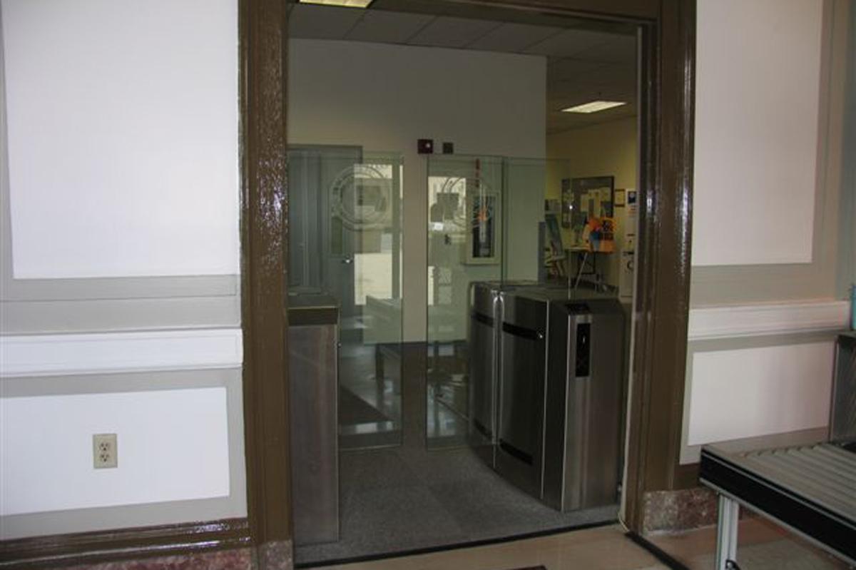 Interior Painting Treasury Department