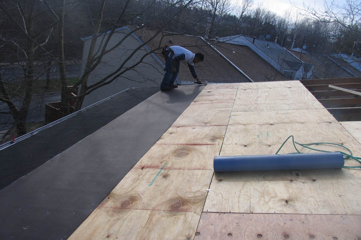 Rockville Roof Replacement